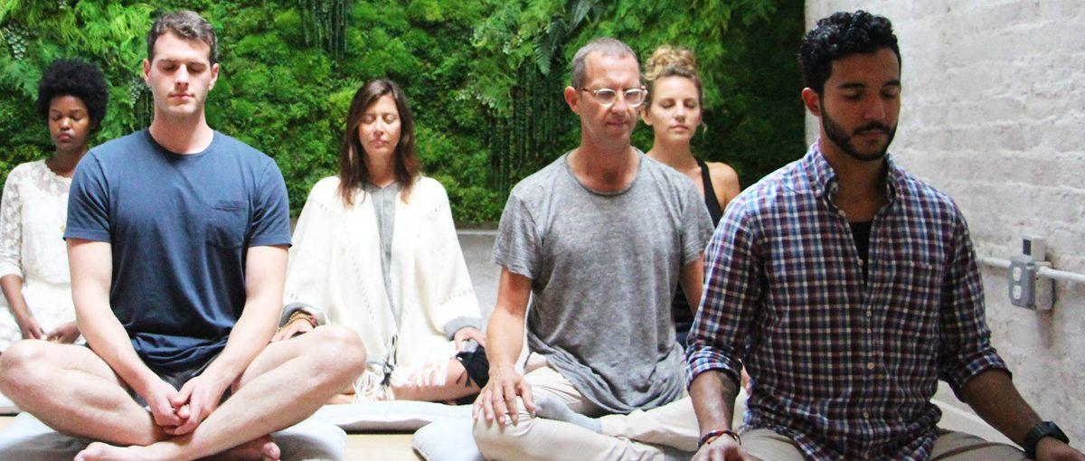 Meditaţii senzoriale